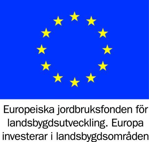 Logotyp för Europeiska jordbruksfonden